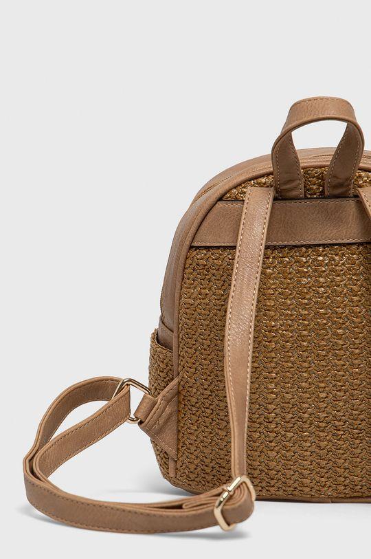 złoty brąz Answear Lab - Plecak