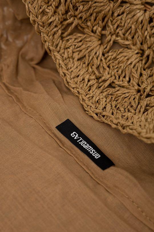 beżowy Answear Lab - Plecak