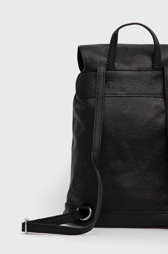 Answear Lab - Plecak skórzany 100 % Skóra naturalna