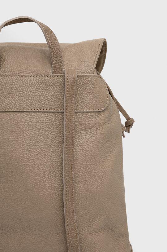 Answear Lab - Plecak skórzany Skóra naturalna