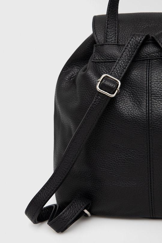 Answear Lab - Kožený batoh  Přírodní kůže