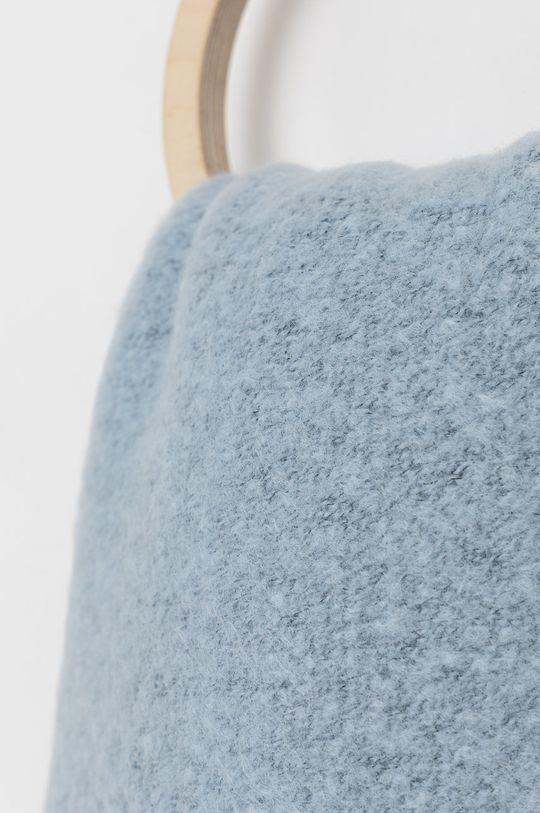 Answear Lab - Szalik niebieski