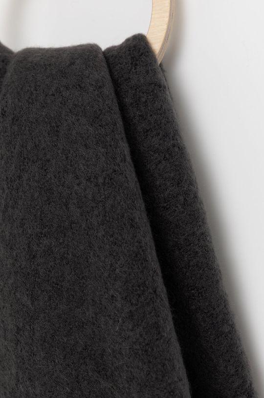 Answear Lab - Szalik czarny