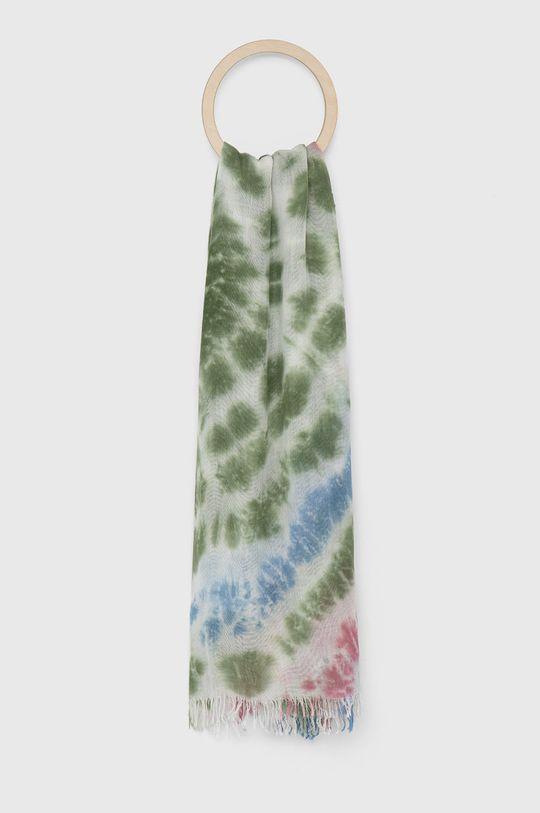 multicolor Answear Lab - Szal Damski