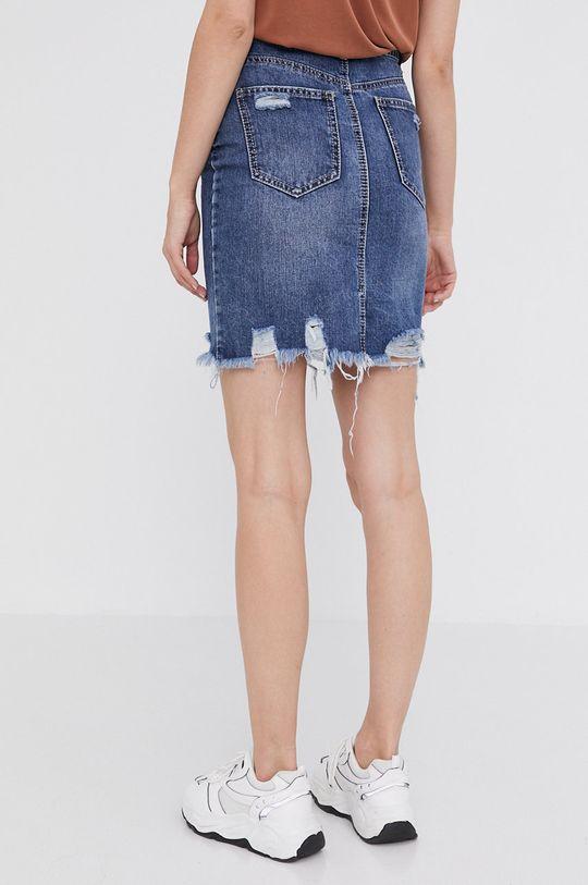 Answear Lab - Spódnica jeansowa 100 % Bawełna