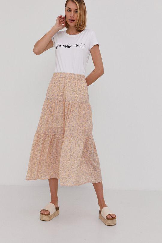 Answear Lab - Spódnica różowy