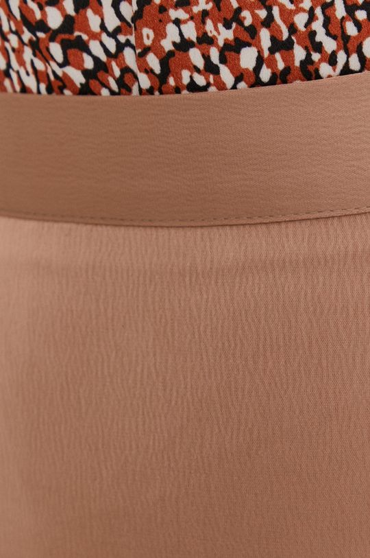beżowy Answear Lab - Spódnica