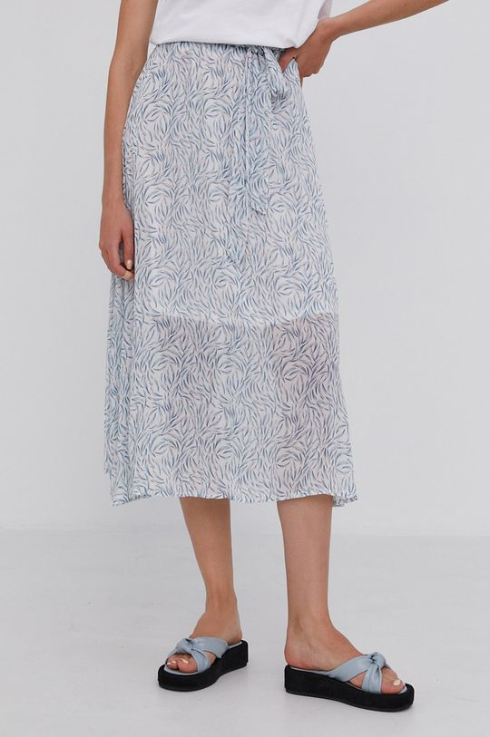 niebieski Answear Lab - Spódnica Damski