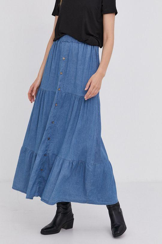 Answear Lab - Spódnica niebieski