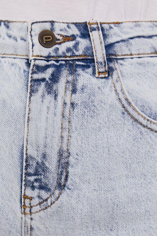 albastru Answear Lab - Jeansi