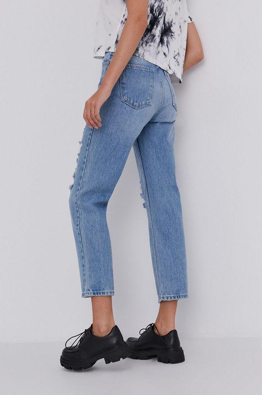 Jeansy answear.LAB X kolekcja limitowana GIRL POWER <p>100 % Bawełna</p>