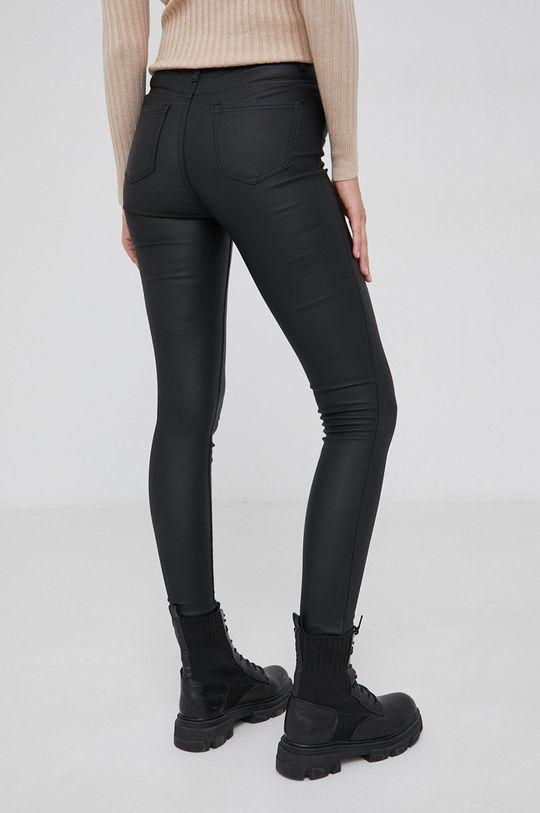 Answear Lab - Spodnie 80 % Bawełna, 5 % Elastan, 15 % Wiskoza