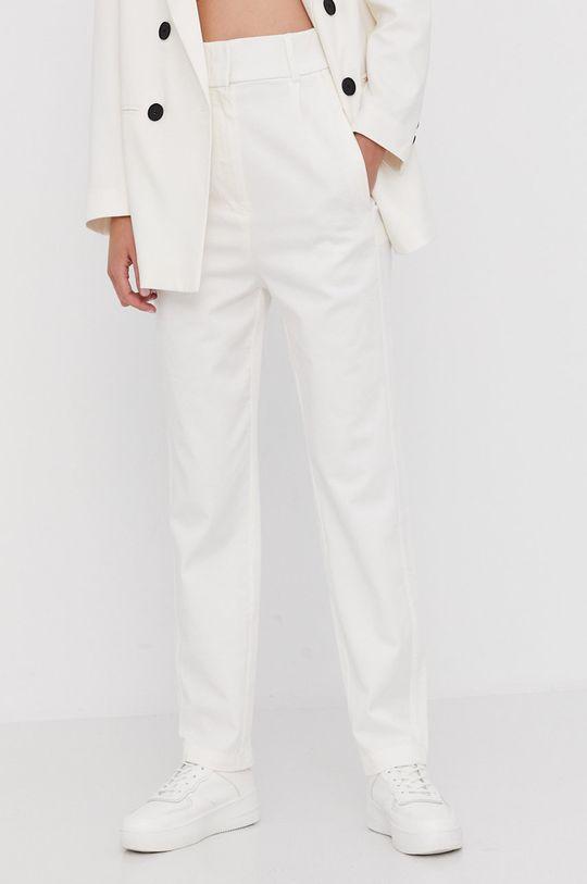 biały Answear Lab - Spodnie Damski