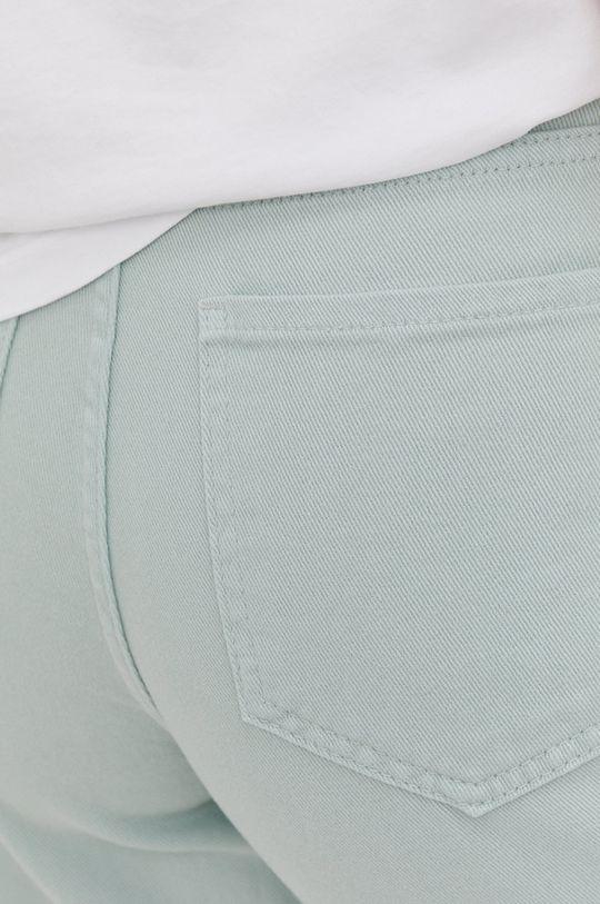 miętowy Answear Lab - Spodnie