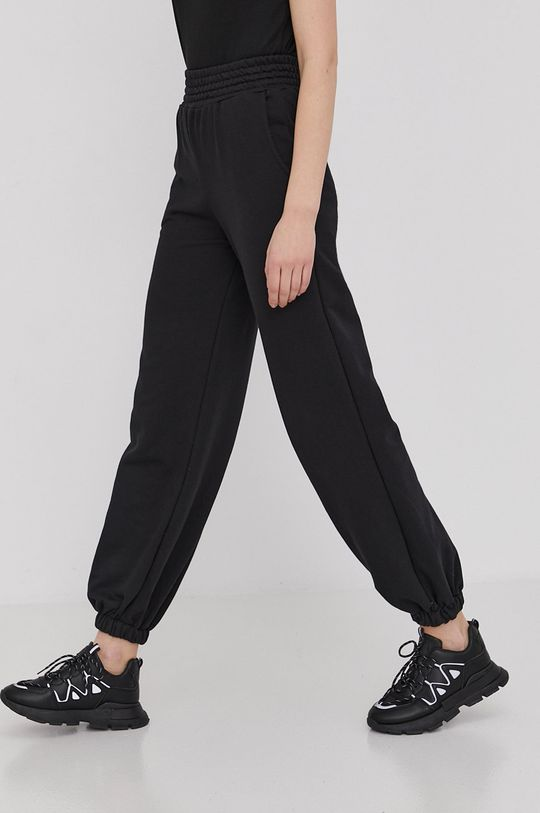 Answear Lab - Spodnie czarny