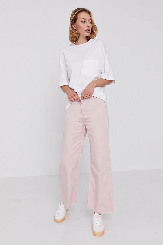 рожевий Answear Lab - Джинси Жіночий
