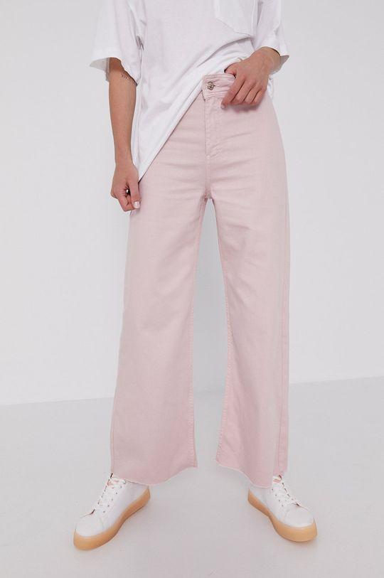 Answear Lab - Джинси рожевий
