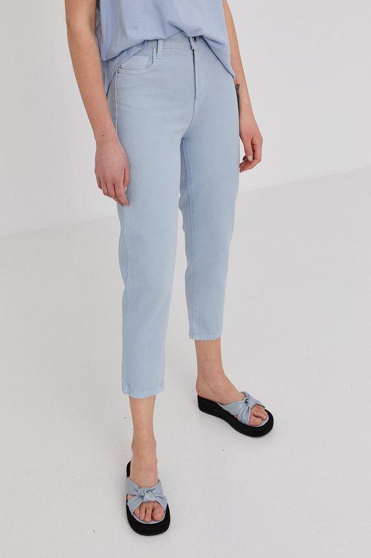 niebieski Answear Lab - Spodnie Damski
