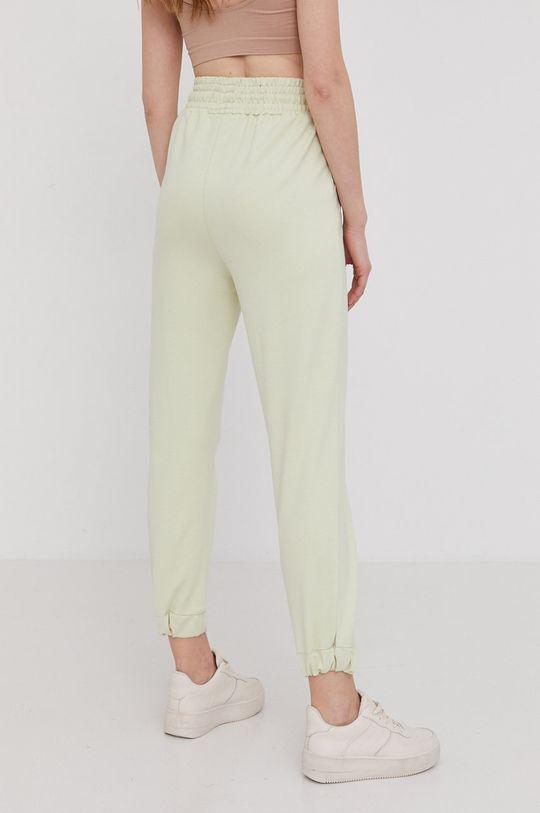 Answear Lab - Spodnie 50 % Bawełna, 50 % Poliester