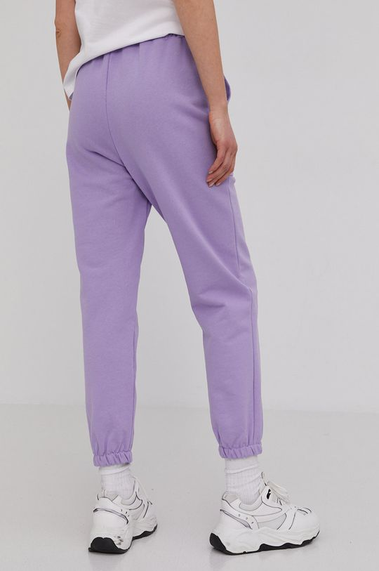 Answear Lab - Spodnie 100 % Bawełna