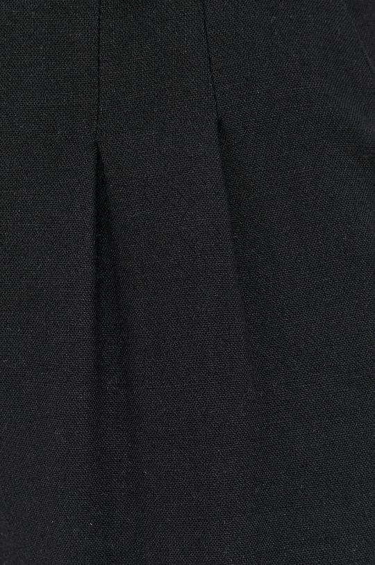 čierna Answear Lab - Nohavice