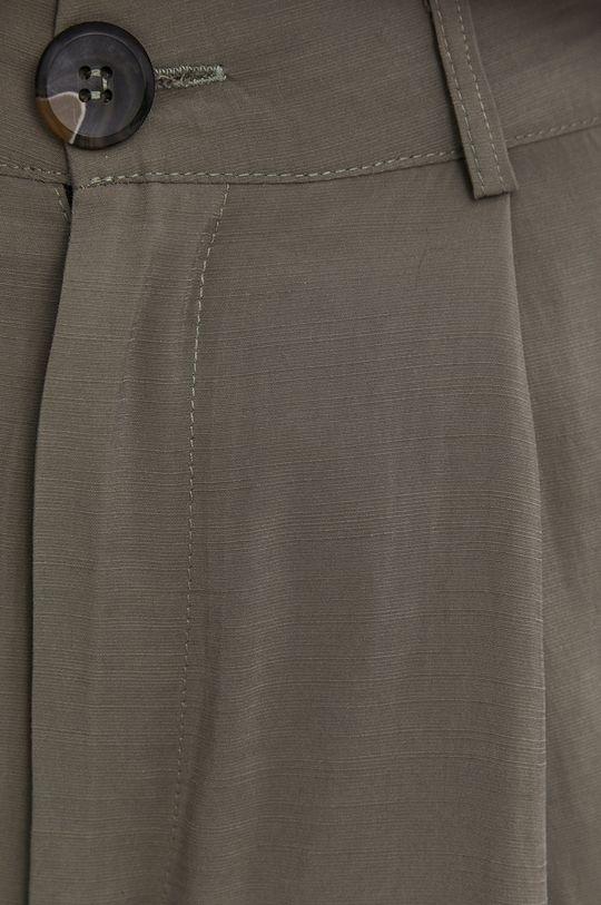 militarny Answear Lab - Spodnie