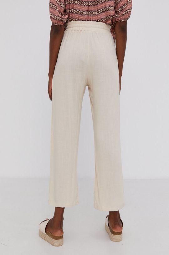 Answear Lab - Spodnie 30 % Len, 70 % Wiskoza