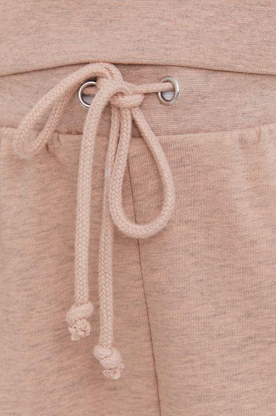piaskowy Answear Lab - Spodnie
