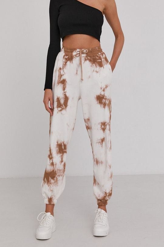 Answear Lab - Spodnie biały