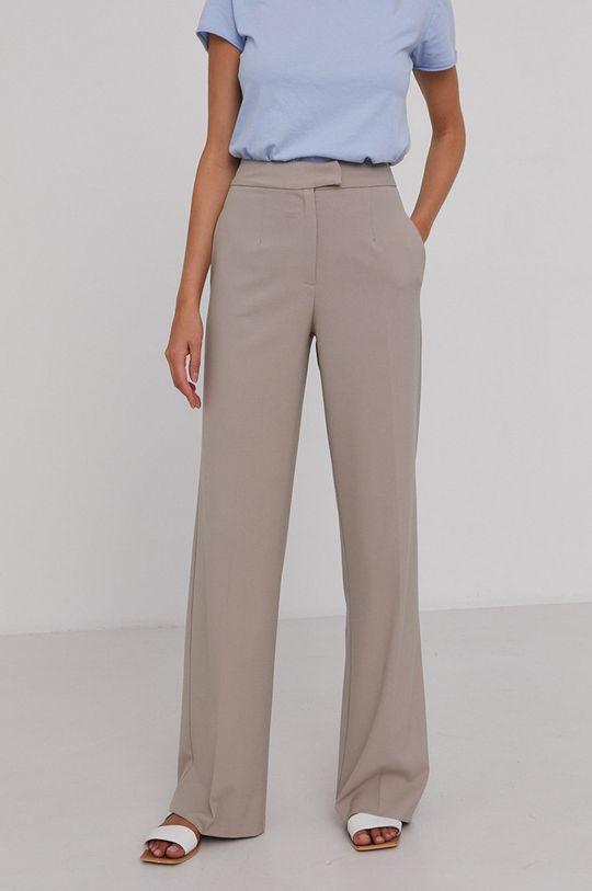 Answear Lab - Spodnie 50 % Poliester, 50 % Wiskoza