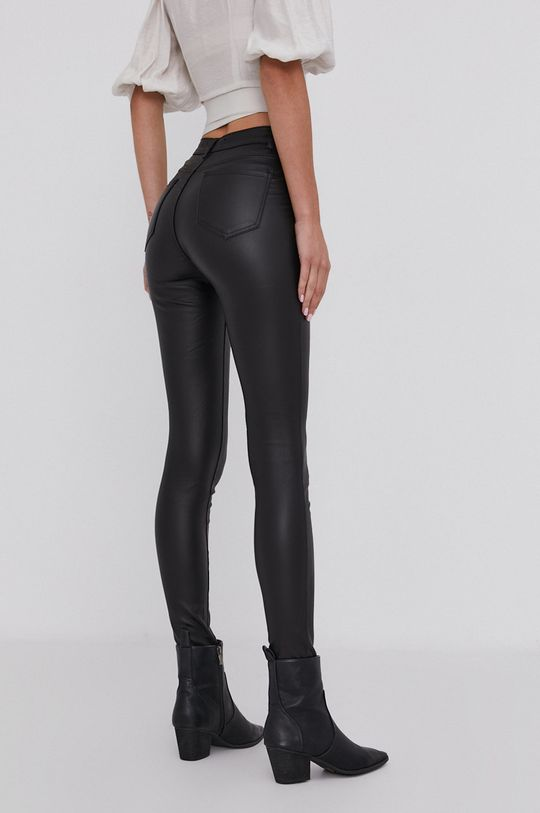 Answear Lab - Spodnie 5 % Elastan, 95 % Wiskoza