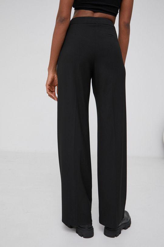 Answear Lab - Pantaloni  50% Bumbac, 50% Poliester