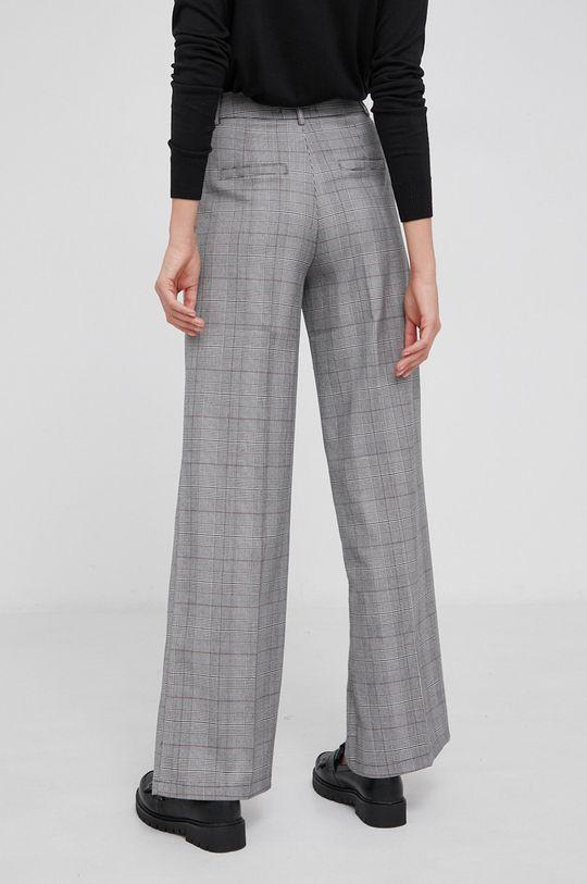 Answear Lab - Spodnie z domieszką wełny 70 % Bawełna, 20 % Nylon, 10 % Wełna