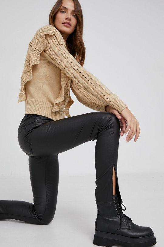 μαύρο Answear Lab - Παντελόνι Γυναικεία