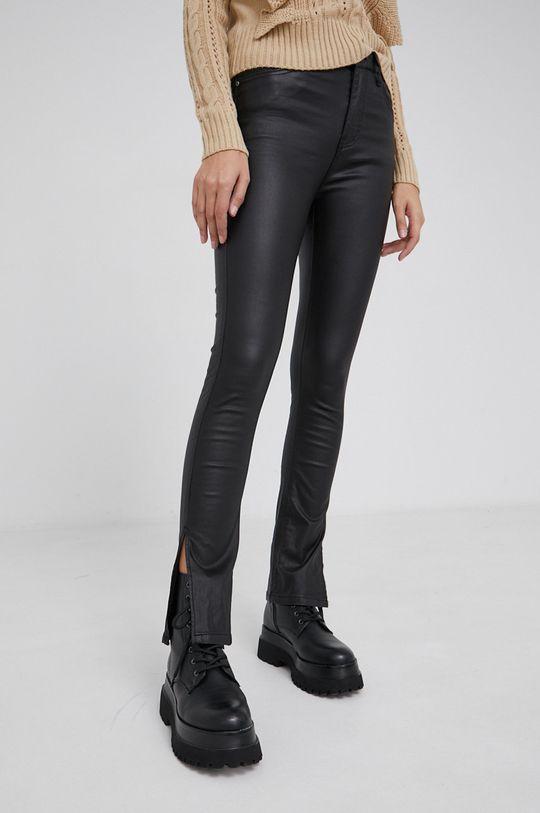 Answear Lab - Παντελόνι μαύρο