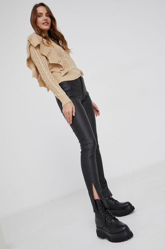 μαύρο Answear Lab - Παντελόνι