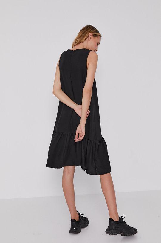Answear Lab - Sukienka 20 % Poliester, 80 % Wiskoza