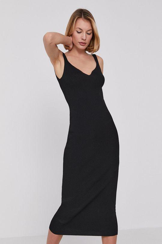 чорний Answear Lab - Плаття Жіночий
