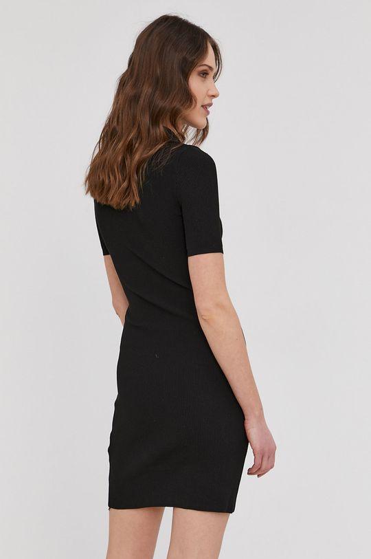 Answear Lab - Šaty  60% Bavlna, 40% Polyester