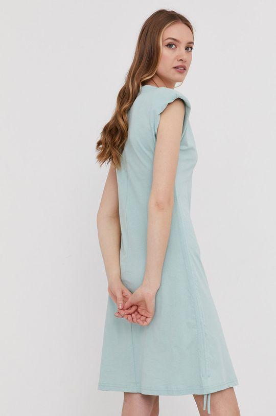 Answear Lab - Sukienka 50 % Bawełna, 50 % Wiskoza