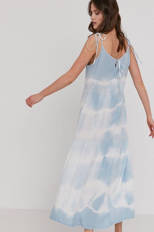 blady niebieski Answear Lab - Sukienka Damski