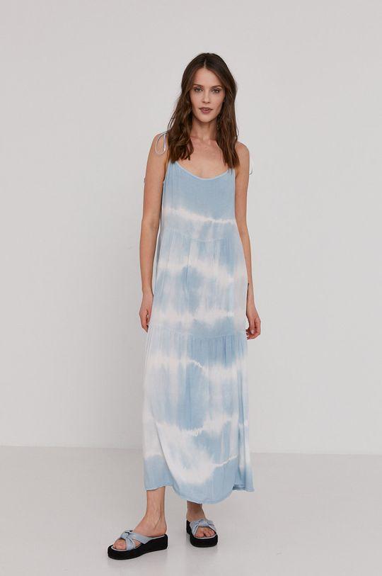Answear Lab - Sukienka blady niebieski