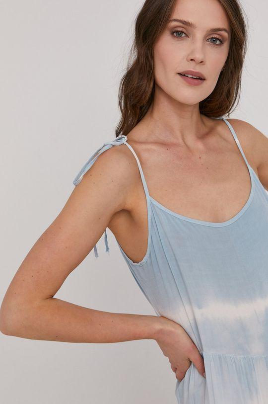 blady niebieski Answear Lab - Sukienka