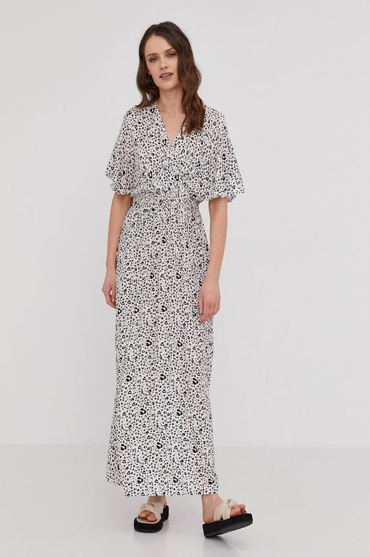 Answear Lab - Sukienka biały