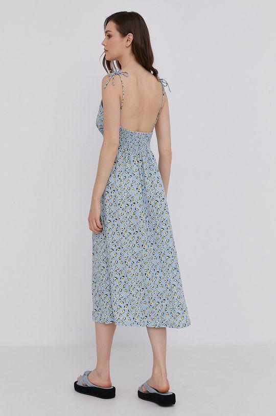 Answear Lab - Šaty  90% Bavlna, 10% Polyester
