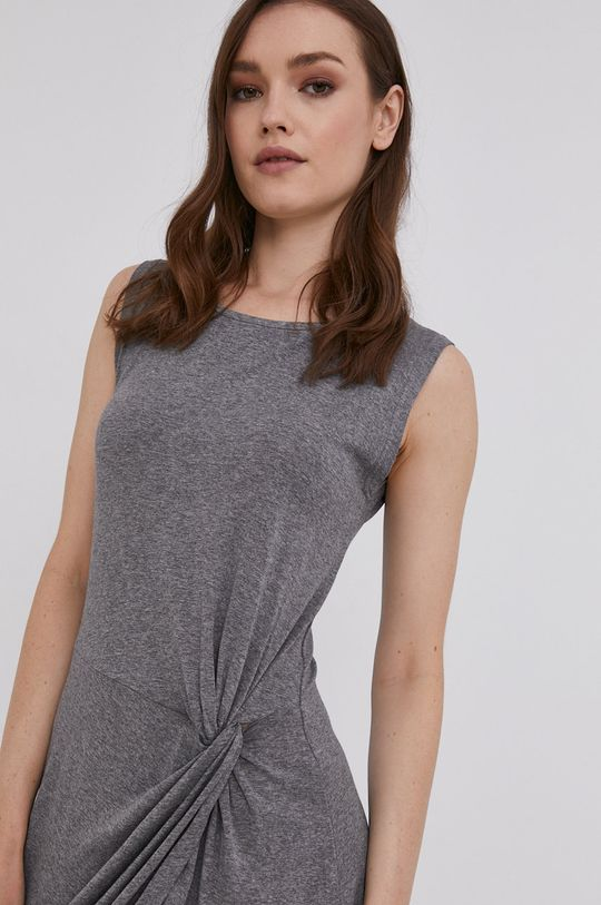 sivá Answear Lab - Šaty