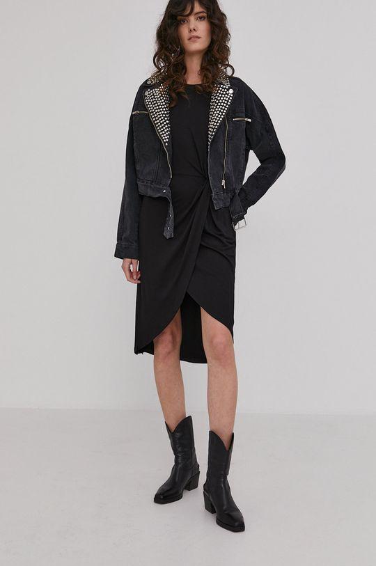Answear Lab - Šaty čierna