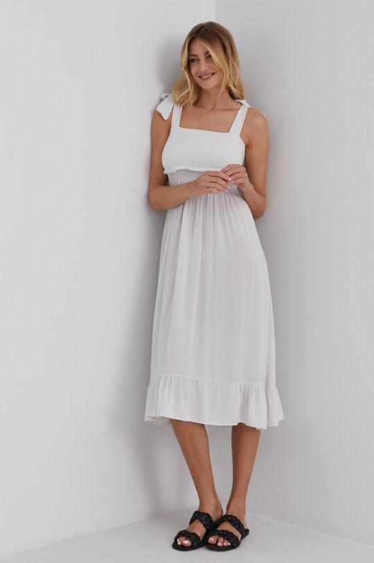smetanová Answear Lab - Šaty