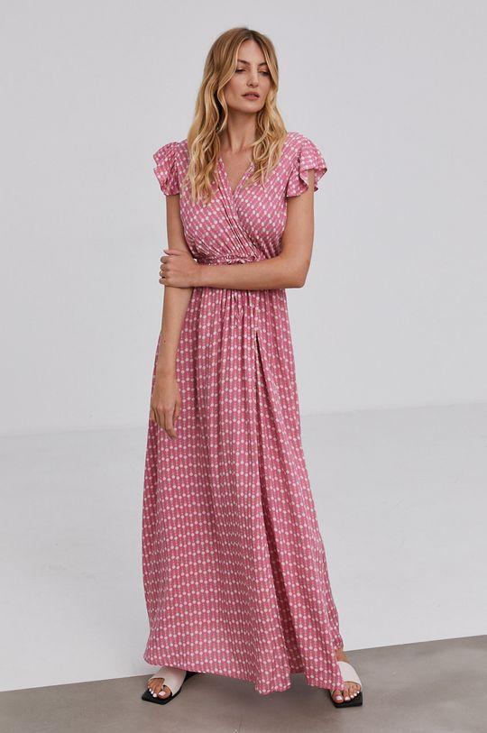 Answear Lab - Šaty pastelová
