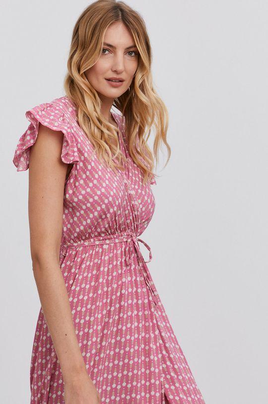 pastelová Answear Lab - Šaty